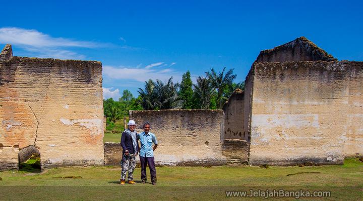 Benteng Kota Tempilang