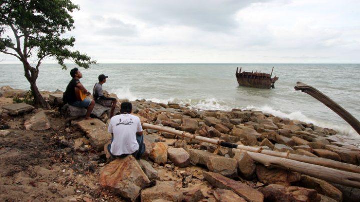 Tragedi Tenggelamnya Kapal Uap Vyner Brooke di Bangka Barat