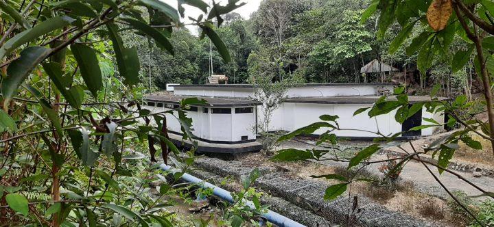 Waterleiding Gunung Mangkoel